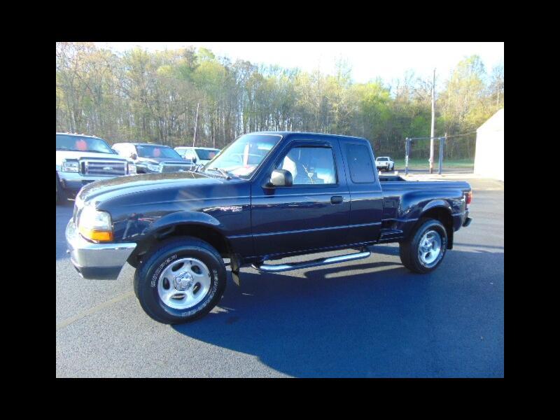 Ford Ranger XLT SuperCab 4WD 1999