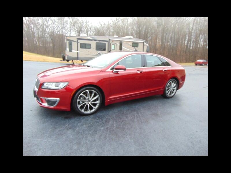 Lincoln MKZ Reserve I AWD 2019