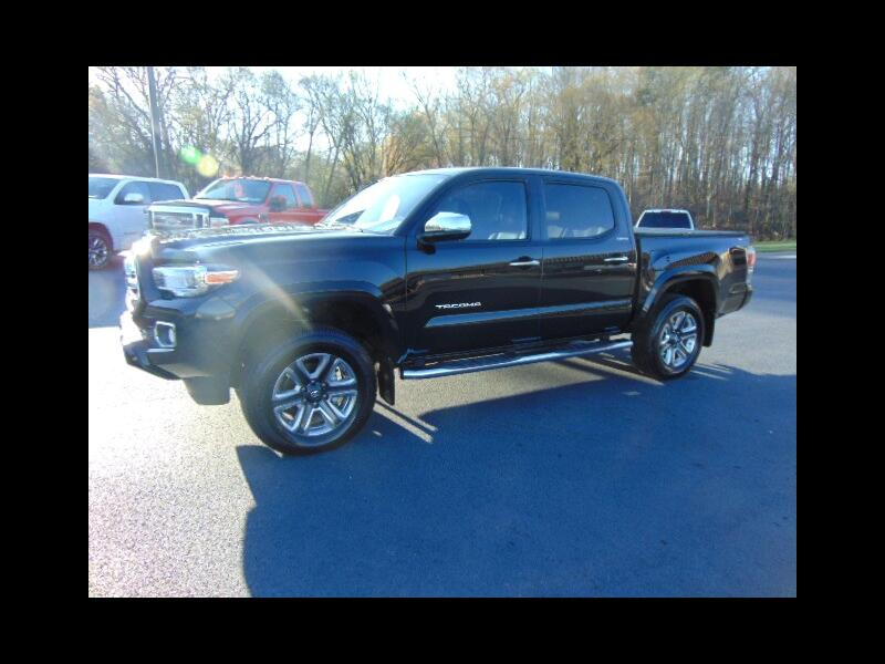 Toyota Tacoma Limited Double Cab V6 6AT 4WD 2019