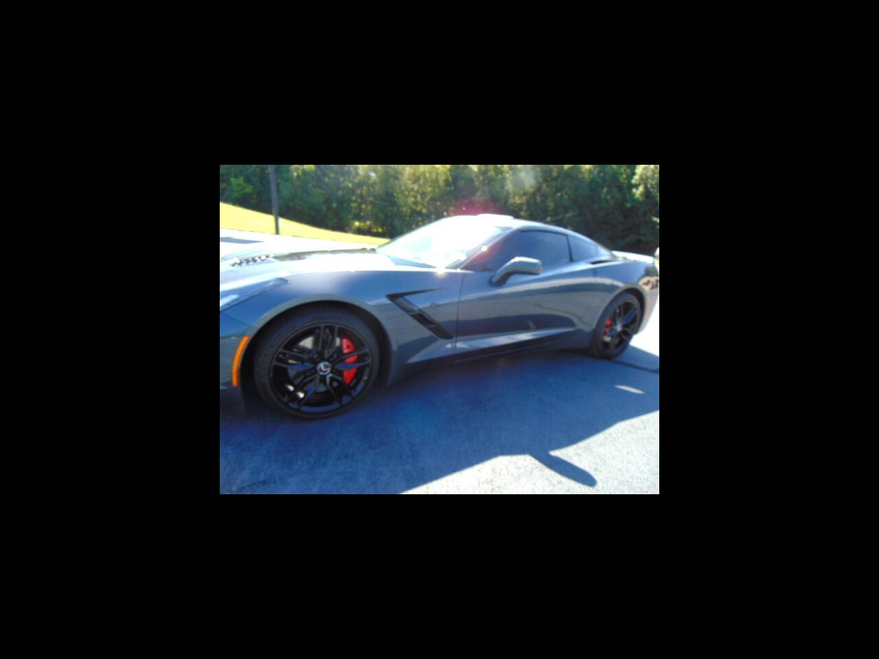 Chevrolet Corvette Stingray Z51 3LT Coupe Automatic 2014
