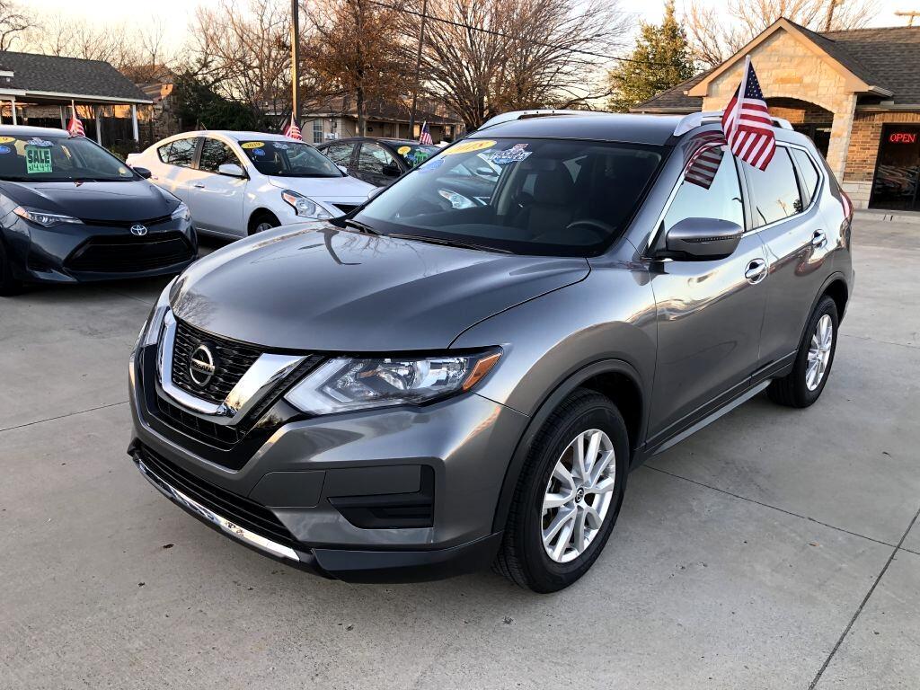 2019 Nissan Rogue SV 2WD