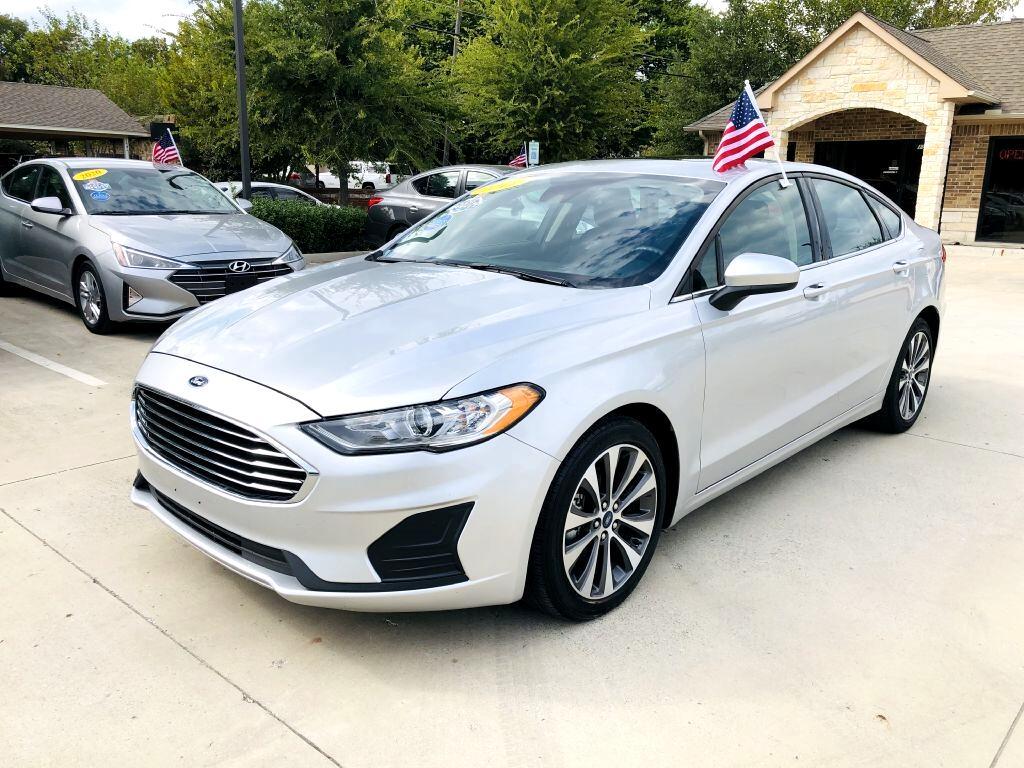 Ford Fusion SE AWD 2019