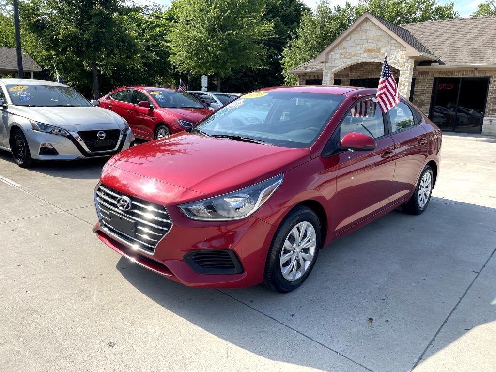 Hyundai Accent SE 4-Door 6A 2020