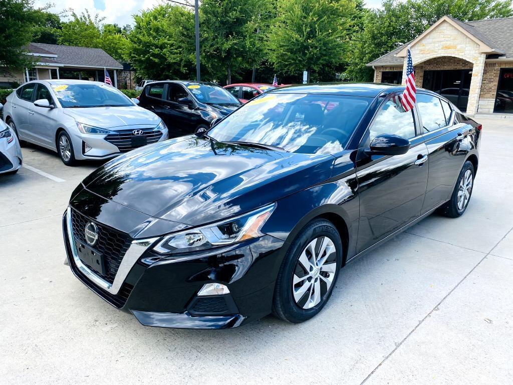 Nissan Altima 2.5 S 2020