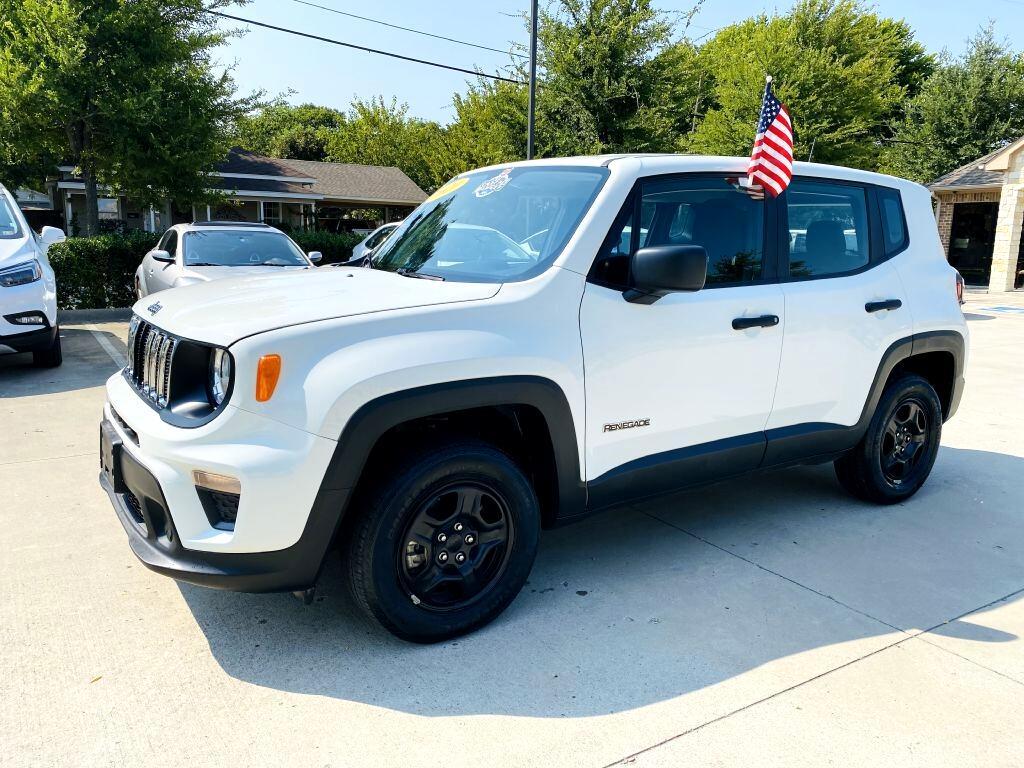 Jeep Renegade Sport 4WD 2020