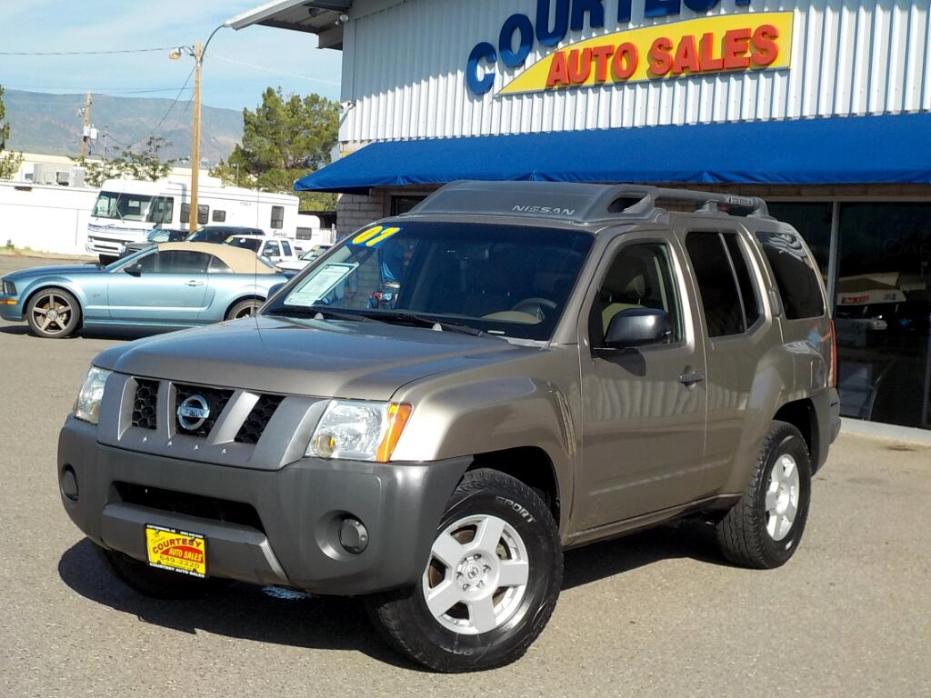 2007 Nissan Xterra 2WD 4dr Manual S