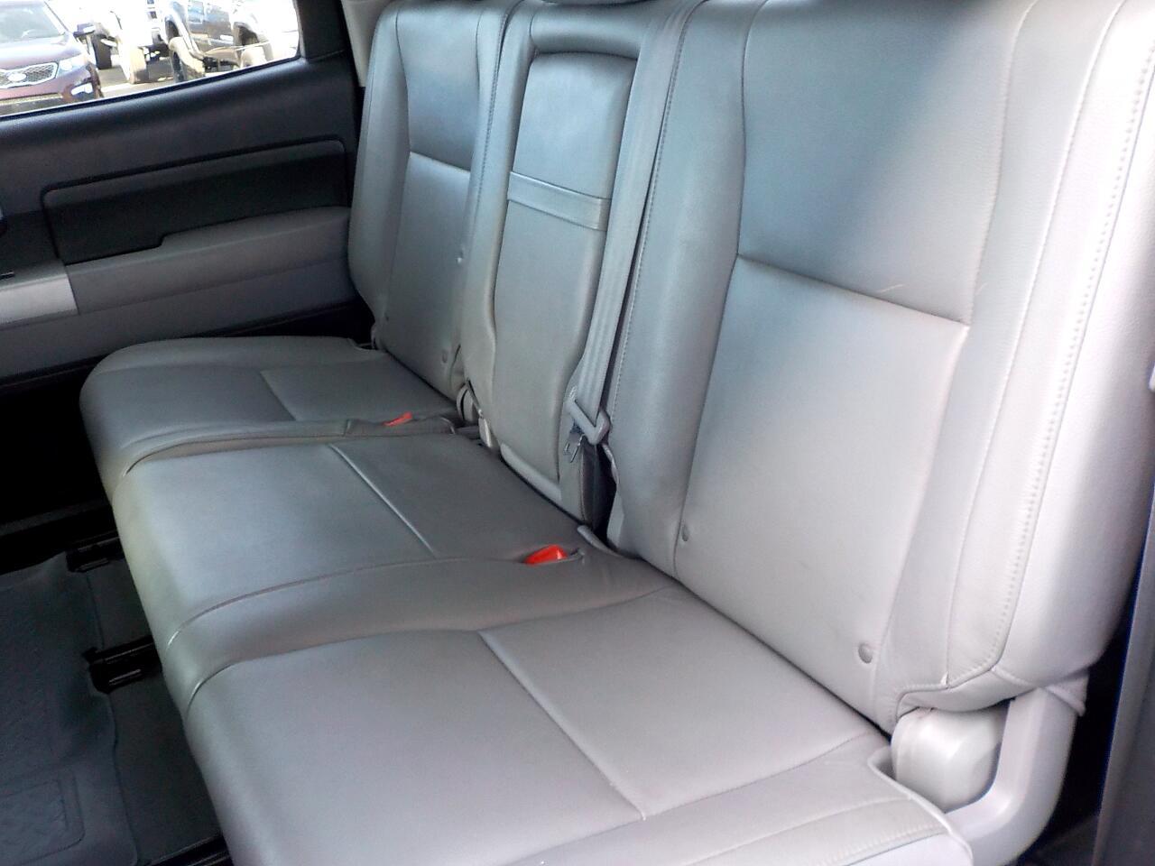 2008 Toyota Tundra 4WD Truck CrewMax 5.7L V8 6-Spd AT LTD (Natl)