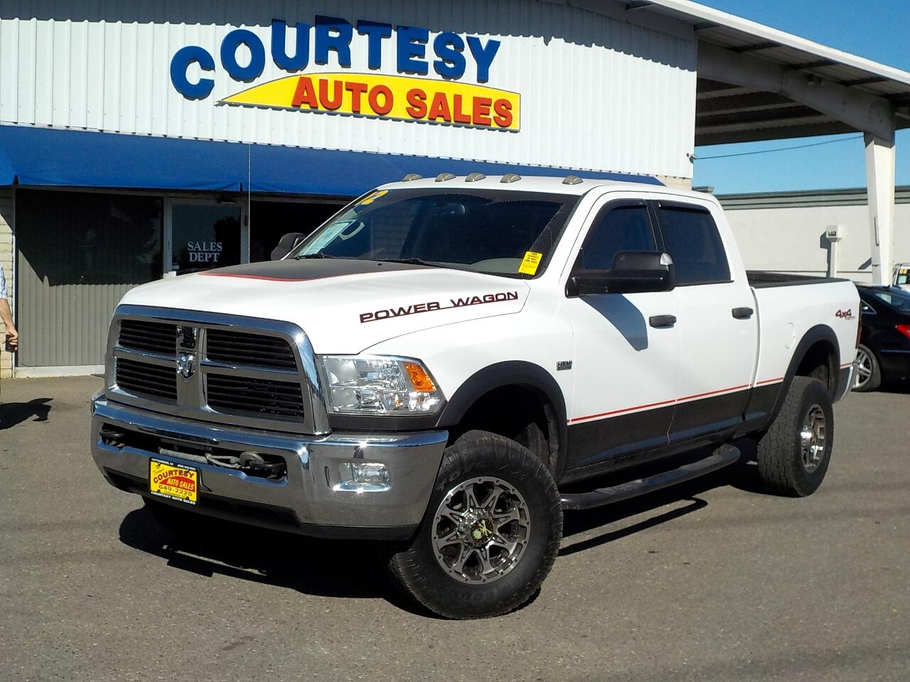 "2012 RAM 2500 4WD Crew Cab 149"" Power Wagon"