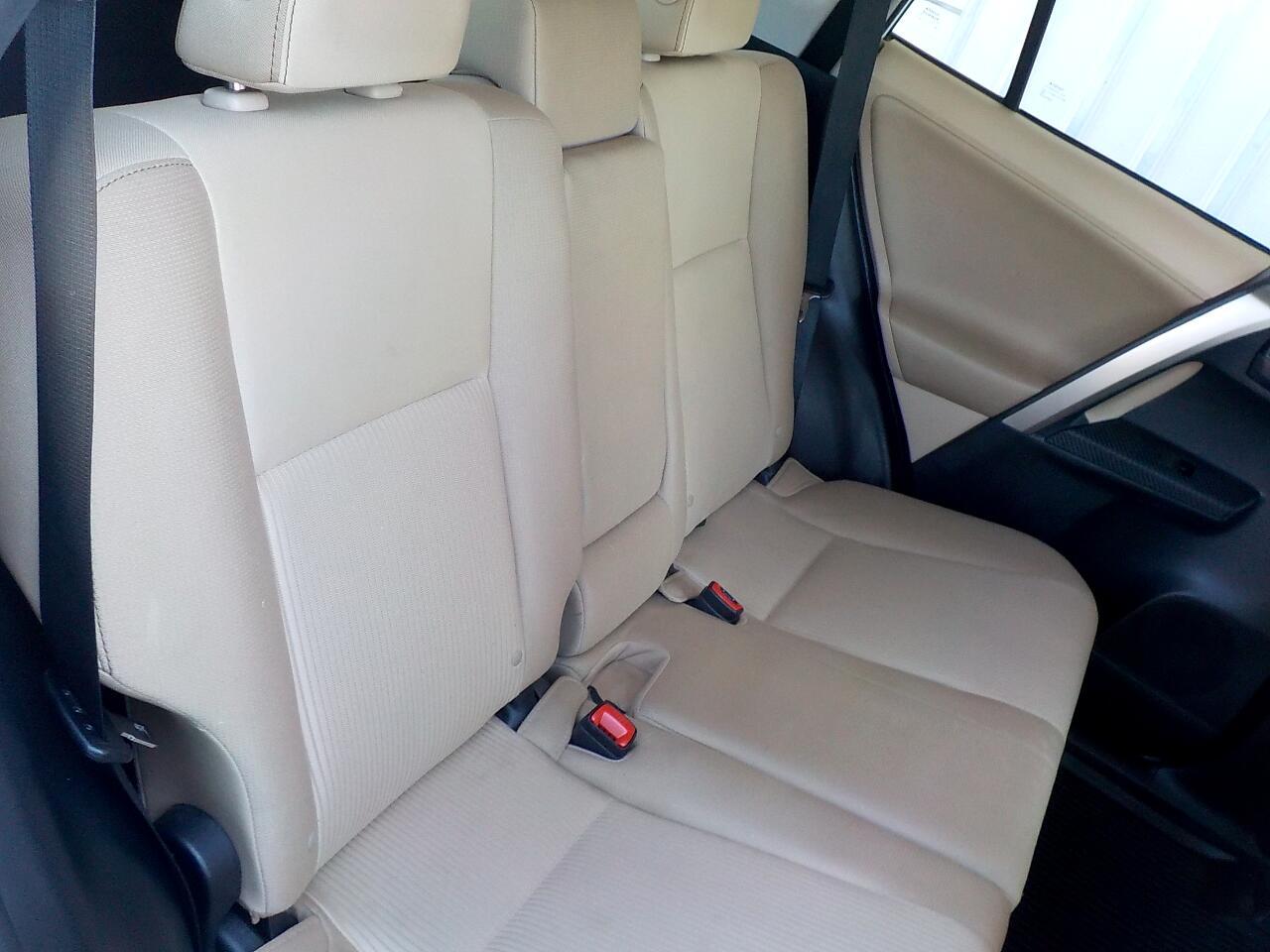 2013 Toyota RAV4 AWD 4dr XLE (Natl)