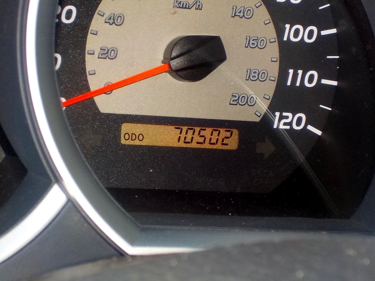 2010 Toyota Tacoma 4WD Double 128 V6 AT (Natl)