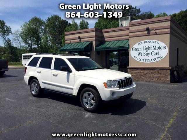2005 Jeep Grand Cherokee 4WD 4dr Limited
