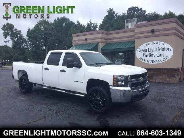 2007 Chevrolet Silverado 2500HD Work Truck Crew Cab Long Box 2WD
