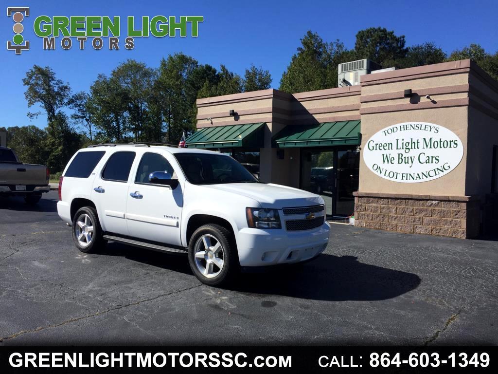 2008 Chevrolet Tahoe LTZ 2WD