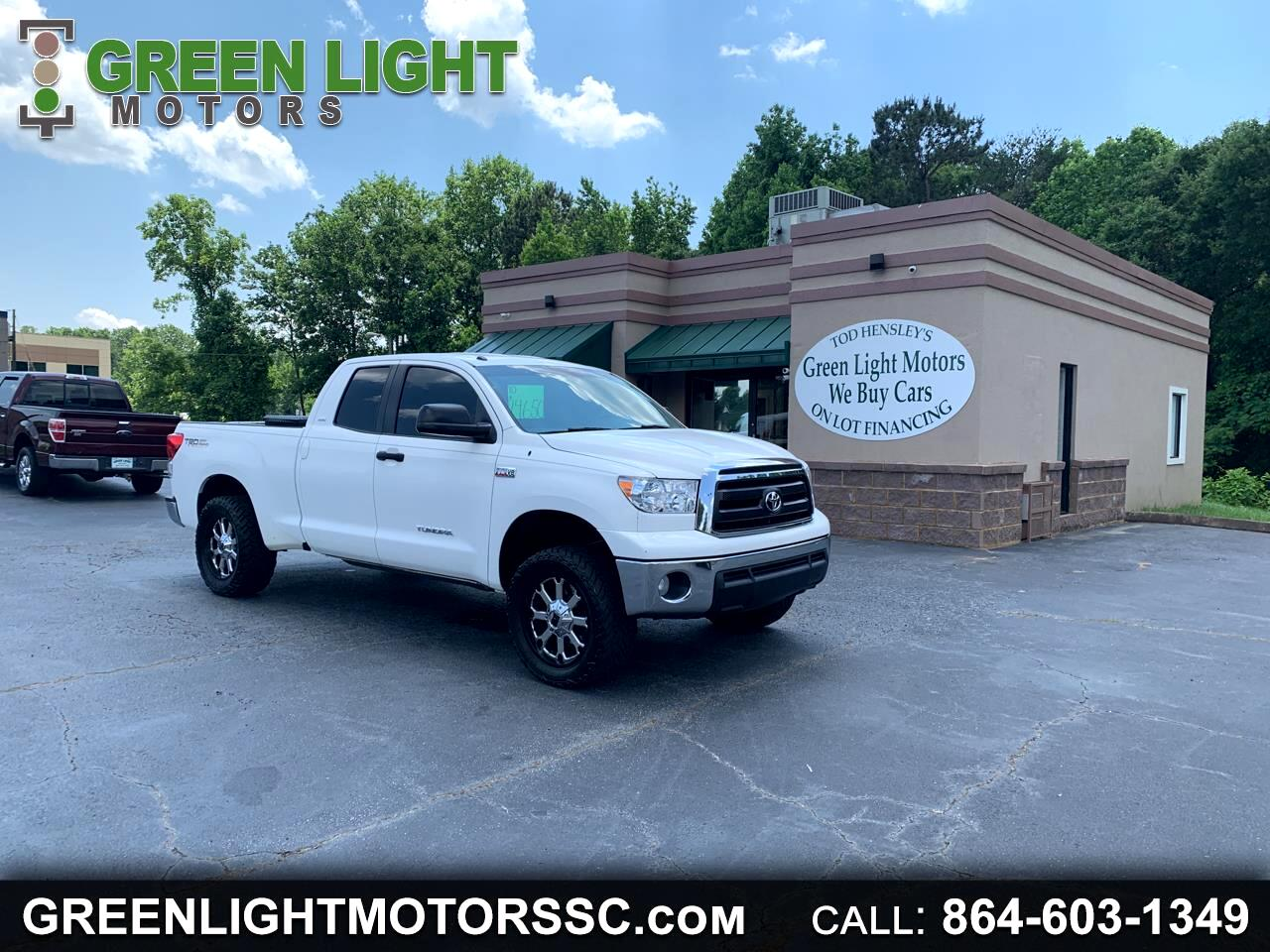 2010 Toyota Tundra TRD Off-Road 5.7L Double Cab 2WD