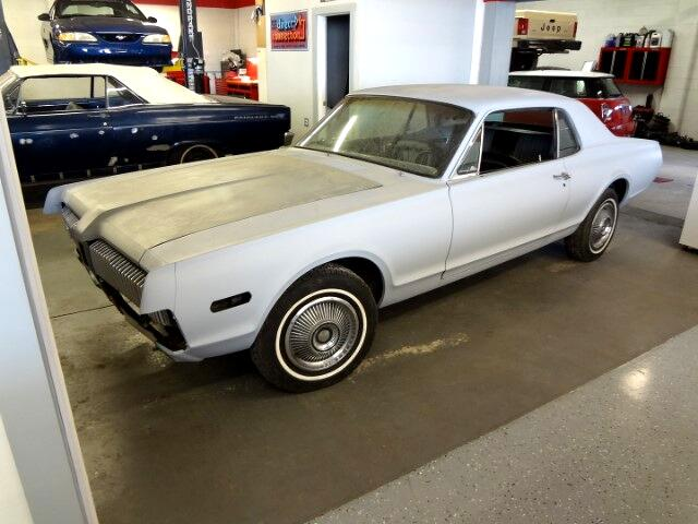 1968 Mercury Cougar Base
