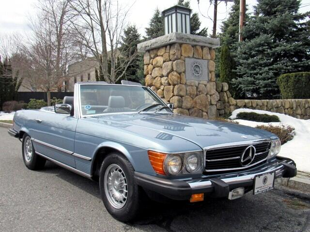 1985 Mercedes-Benz 380 SL