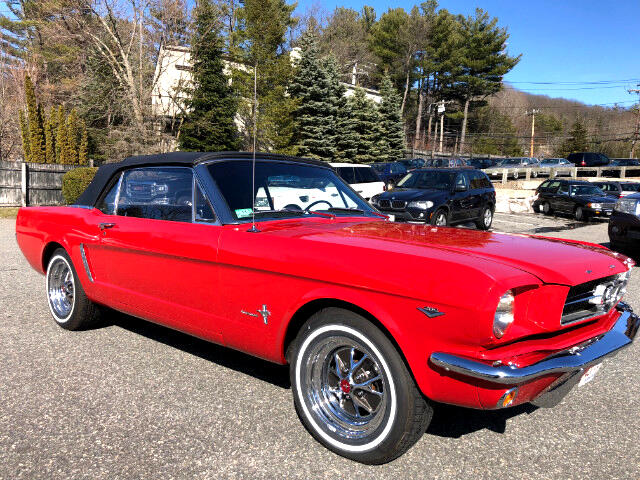 1965 Ford Mustang 2dr Convertible Deluxe