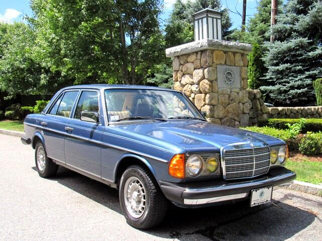 1983 Mercedes-Benz 300 DT