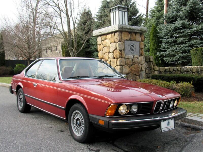 1977 BMW 630CSI Coupe