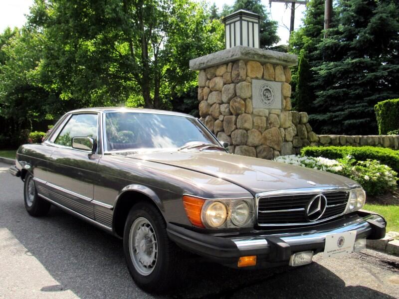 1978 Mercedes-Benz 450 SLC Coupe
