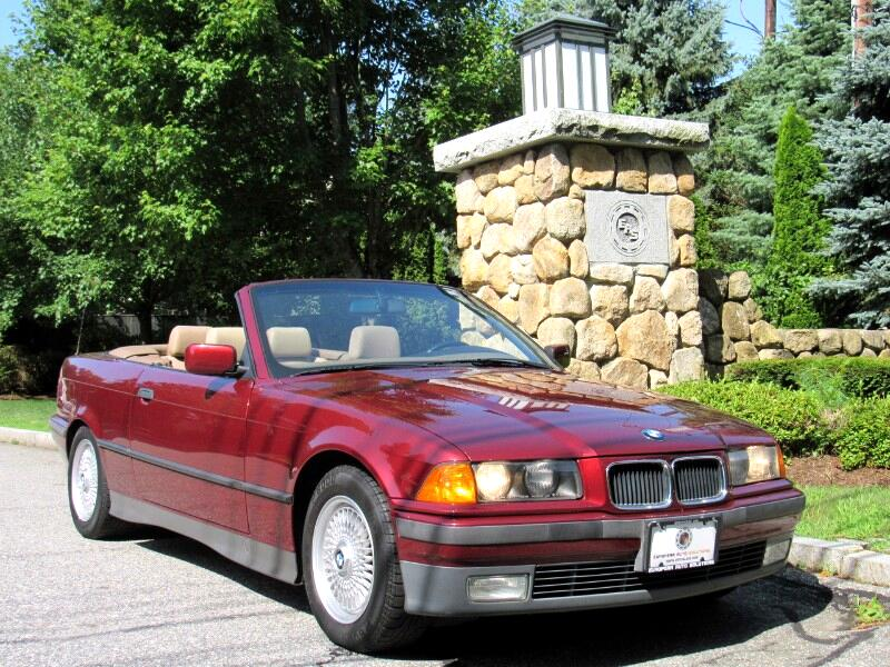 1994 BMW 3-Series 325ic