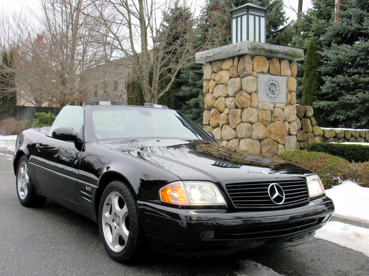 Mercedes-Benz SL-Class SL600 2000