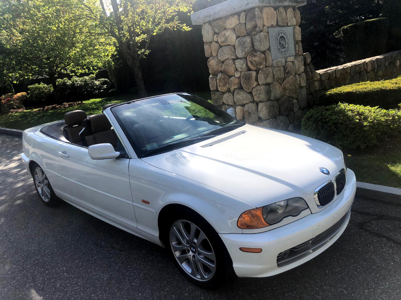 BMW 3-Series 330Ci convertible 2002