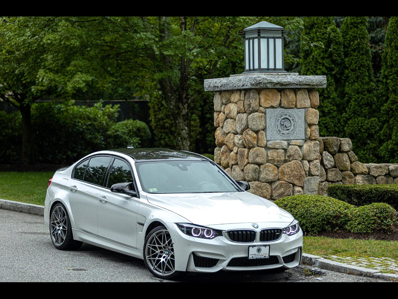 BMW M3 4dr Sdn 2017