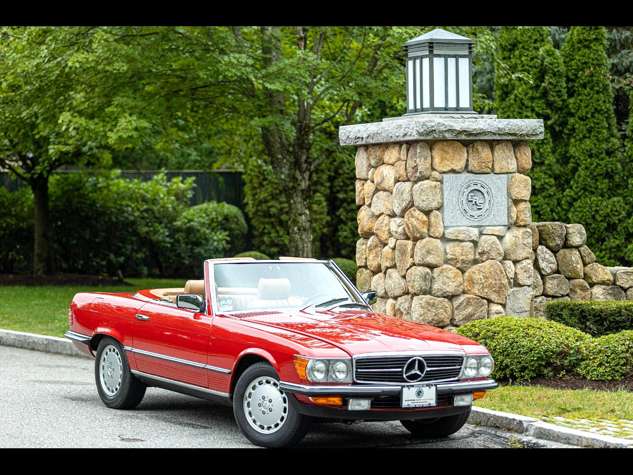 Mercedes-Benz 380SL  1980
