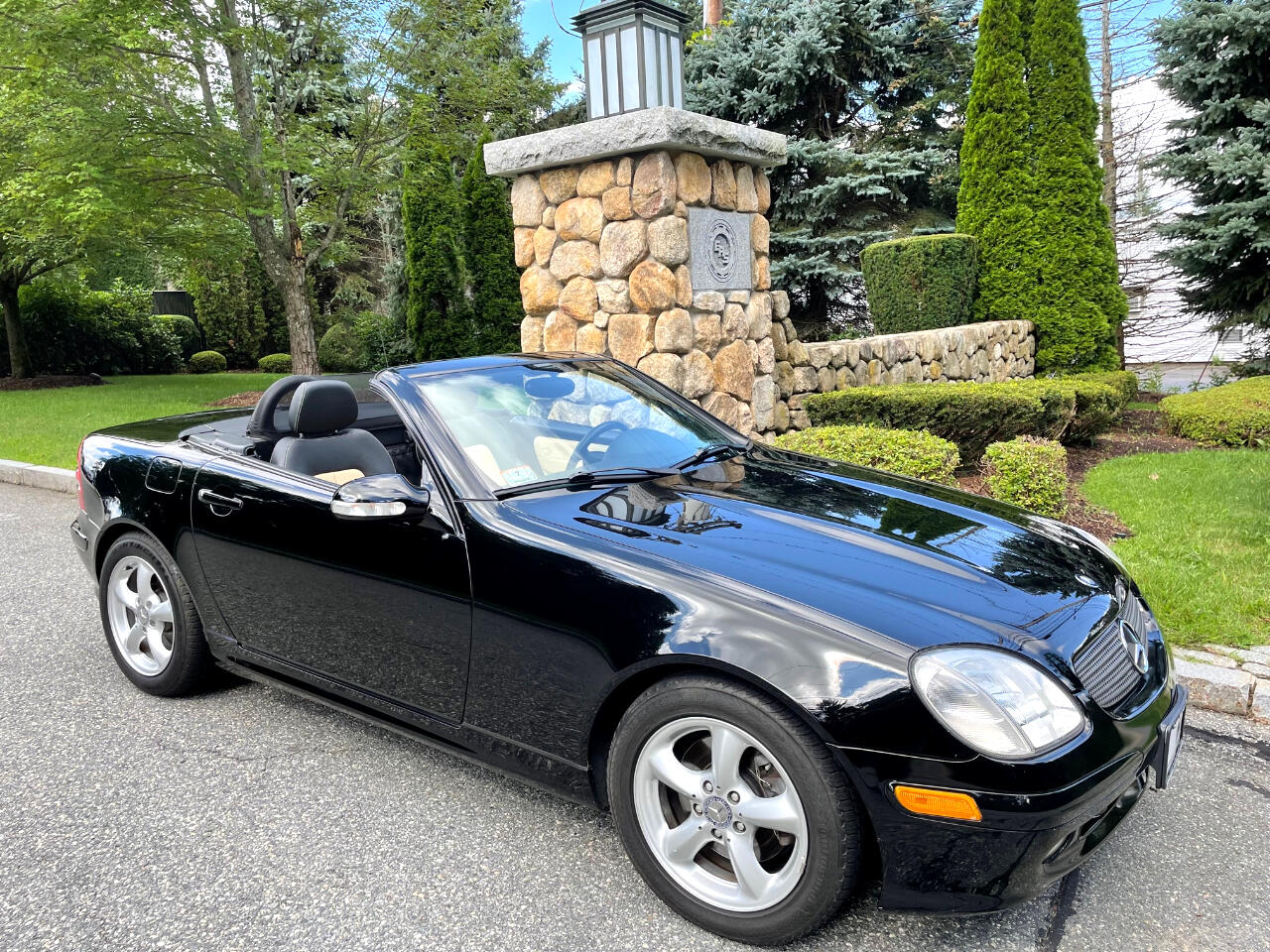 Mercedes-Benz SLK SLK320 2001