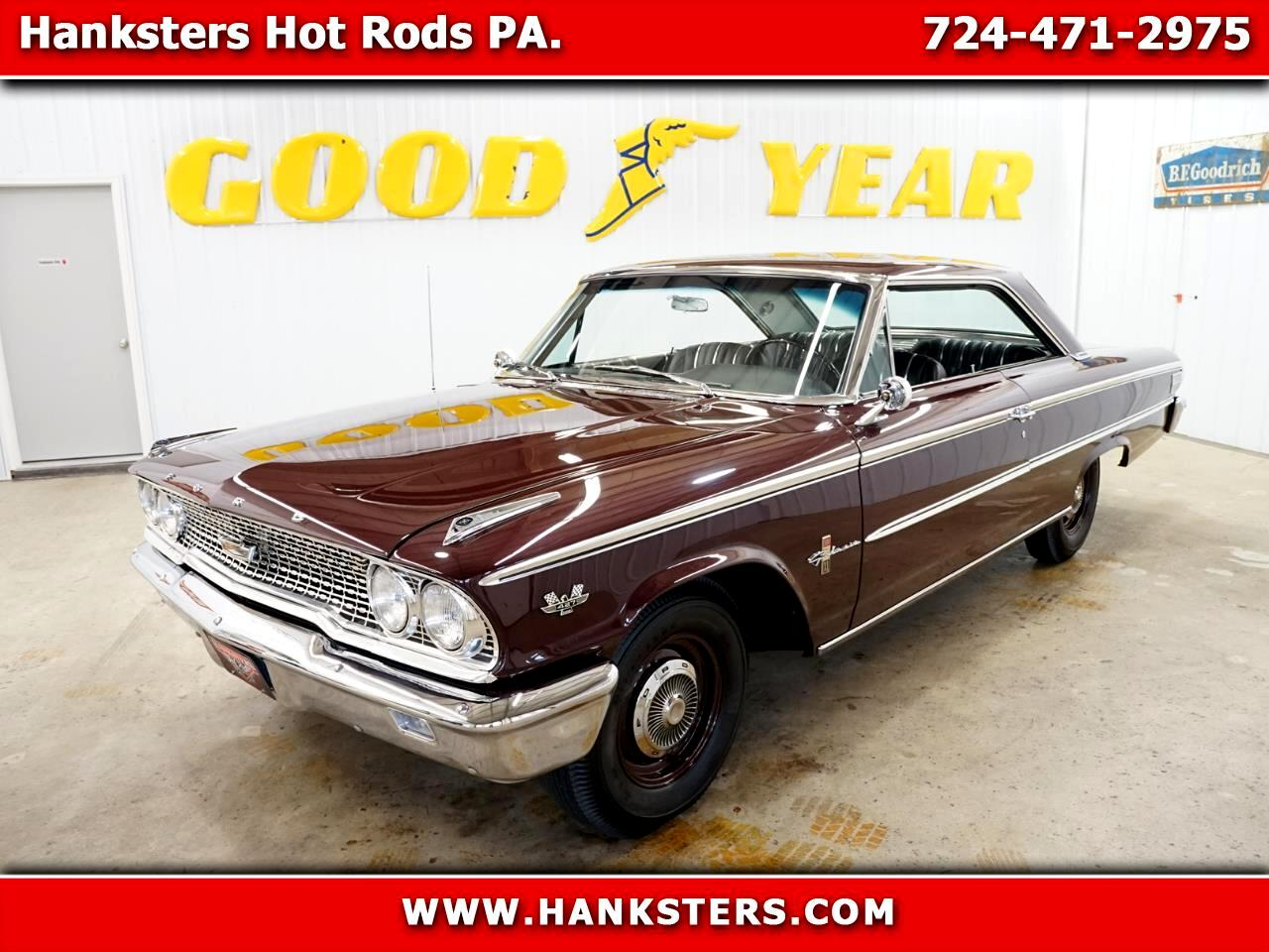 1963 Ford Galaxie 500/XL R-Code