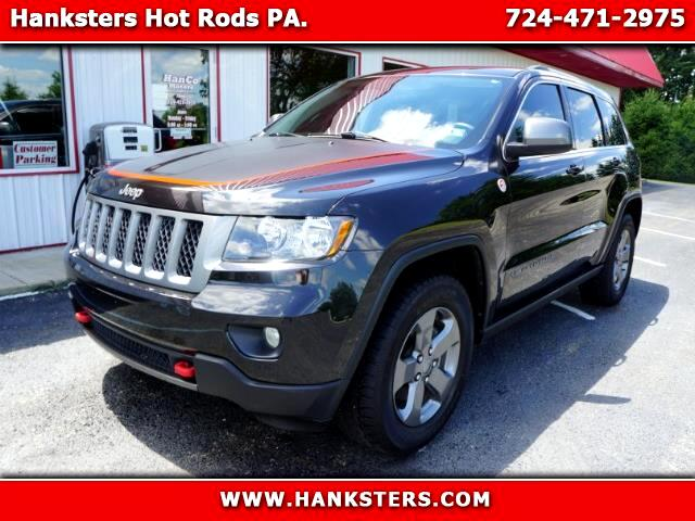 2013 Jeep Grand Cherokee Trailhawk 4WD