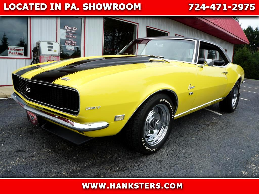 1968 Chevrolet Camaro RS SS Style
