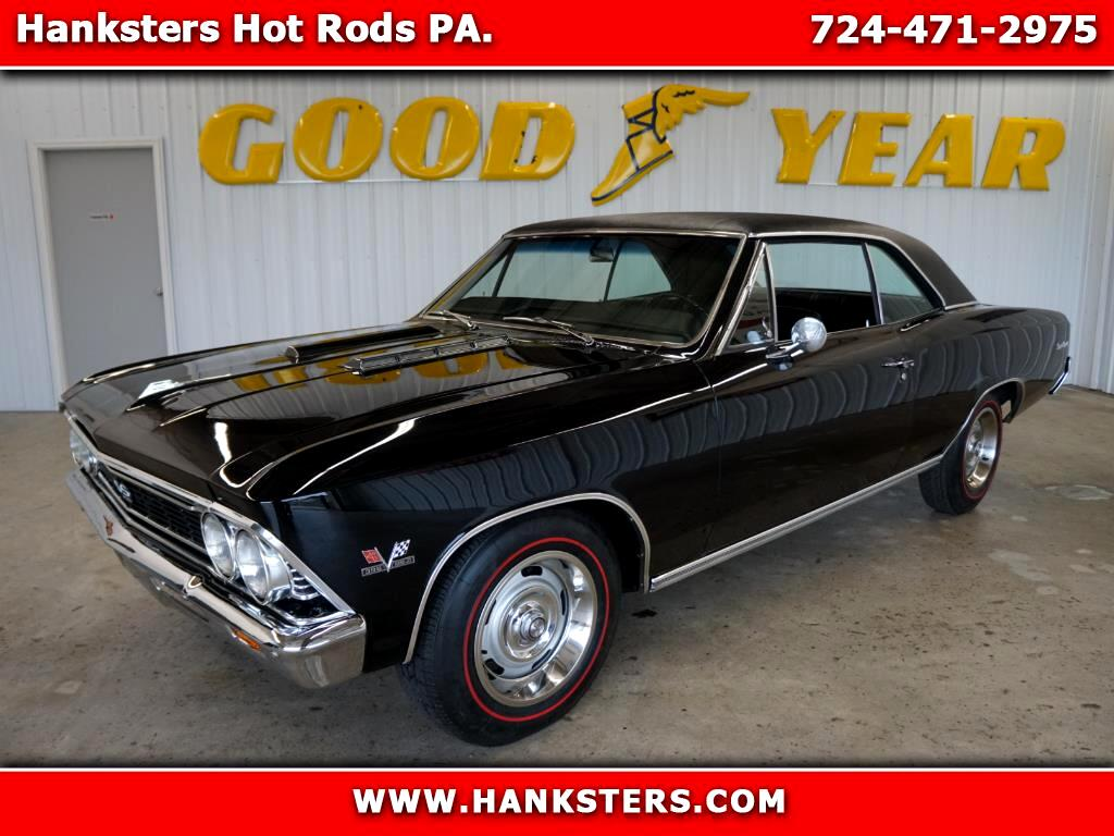 1966 Chevrolet Chevelle SS Real 138