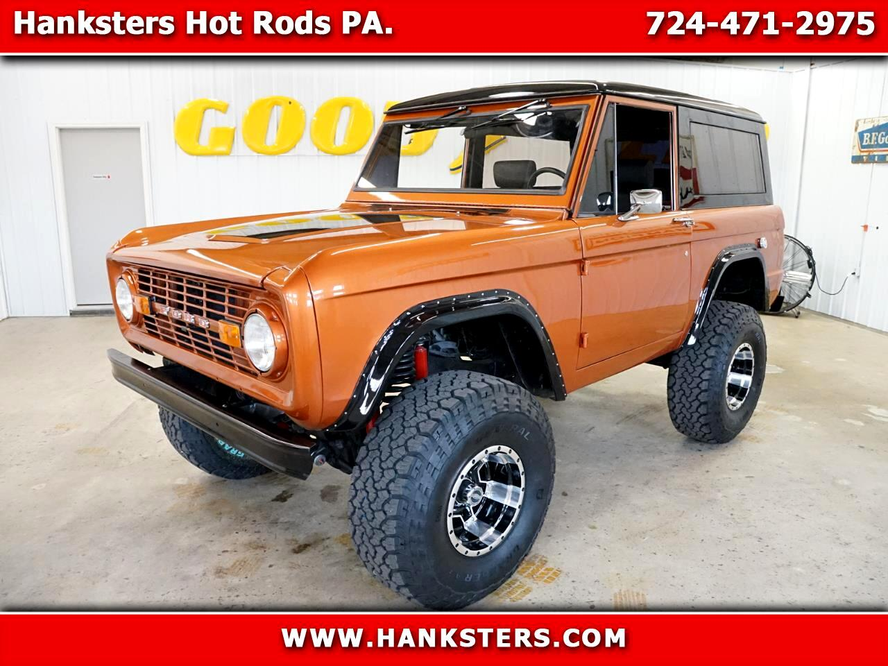 1976 Ford Bronco 4WD
