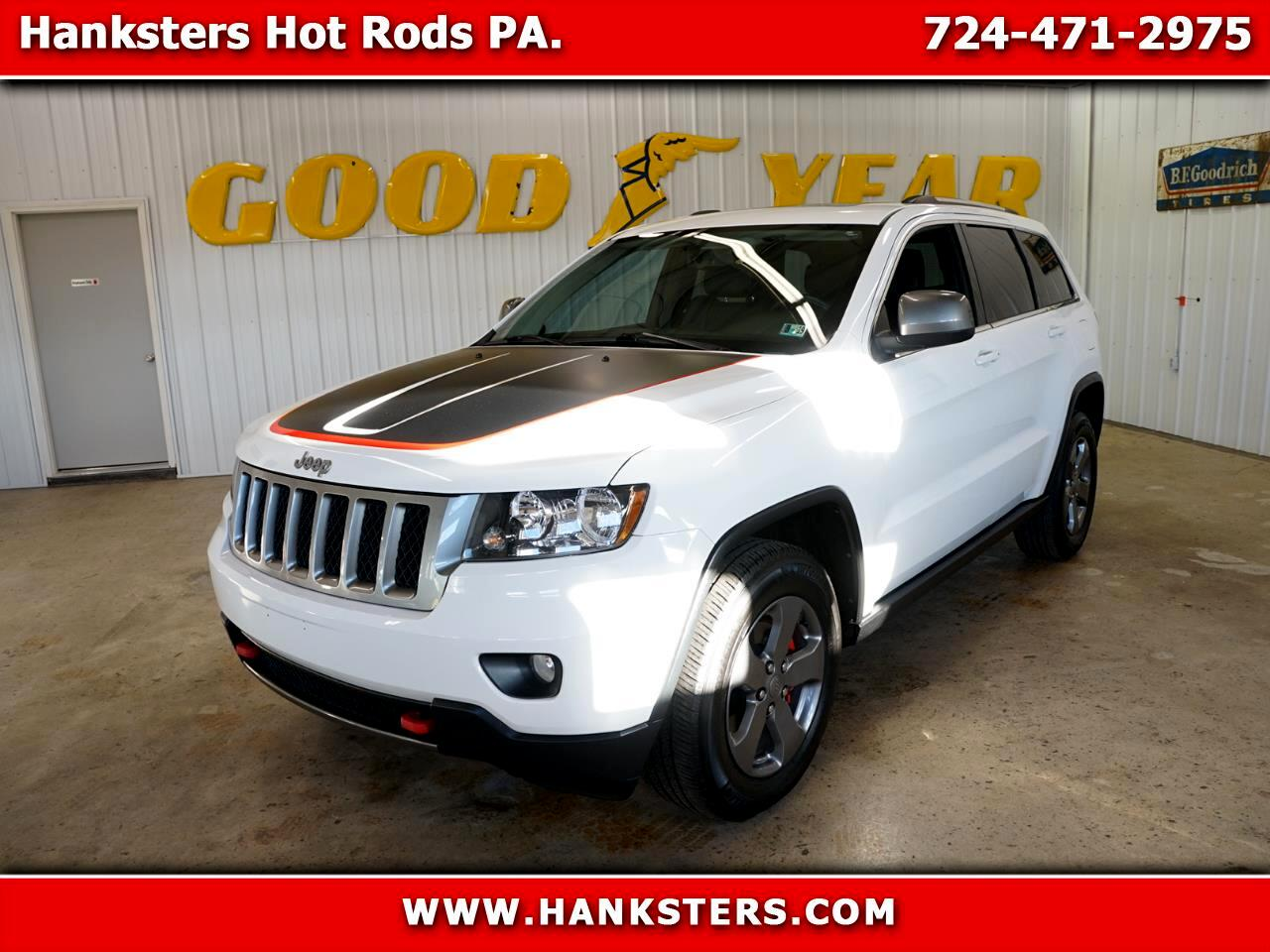 2013 Jeep Grand Cherokee 4WD 4dr Trailhawk