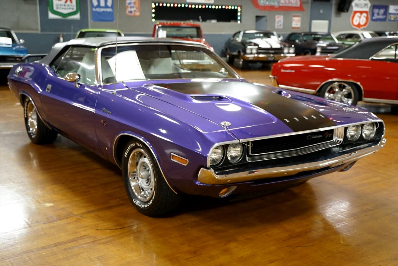 1970 Dodge Challenger Convertible R/T Style