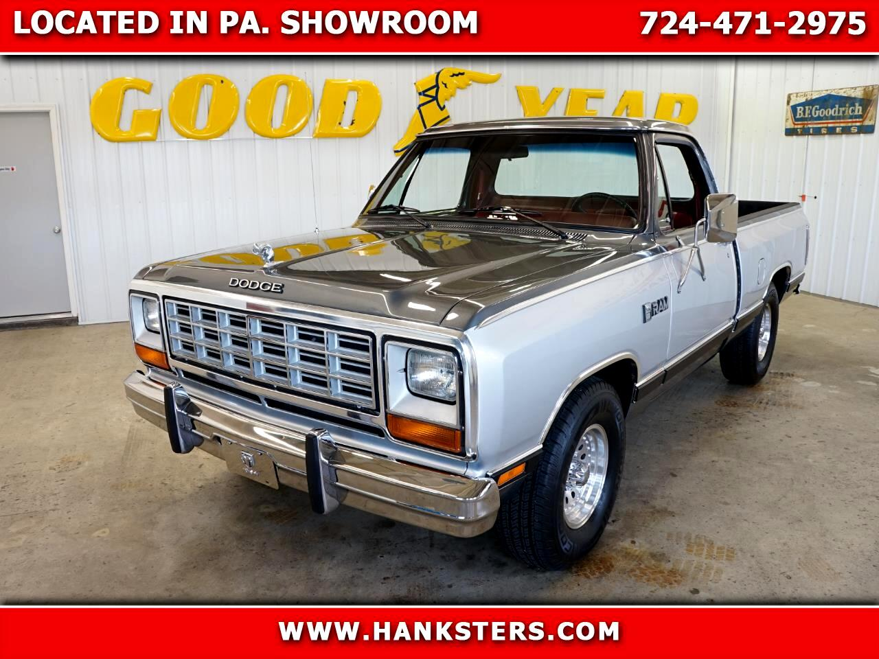 1985 Dodge RAM 150 Royal SE