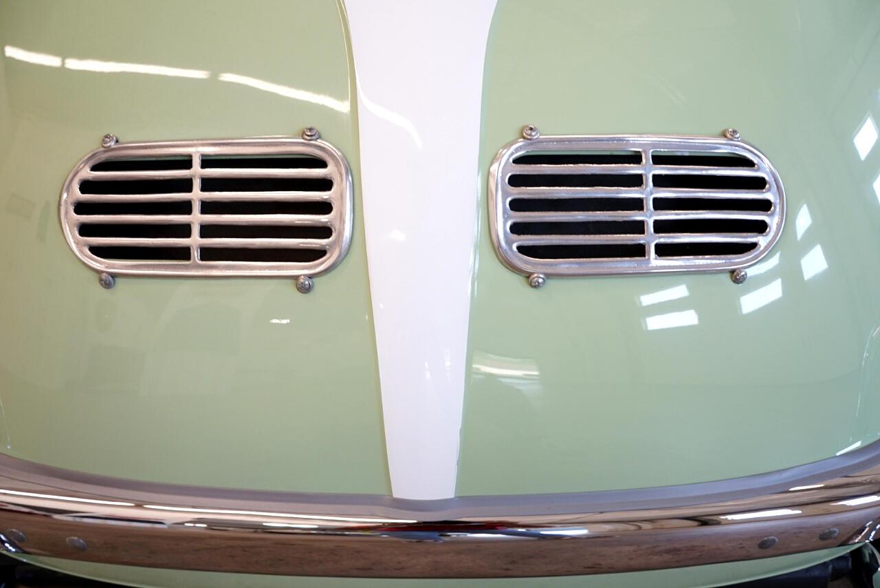 1957 BMW Isetta 300