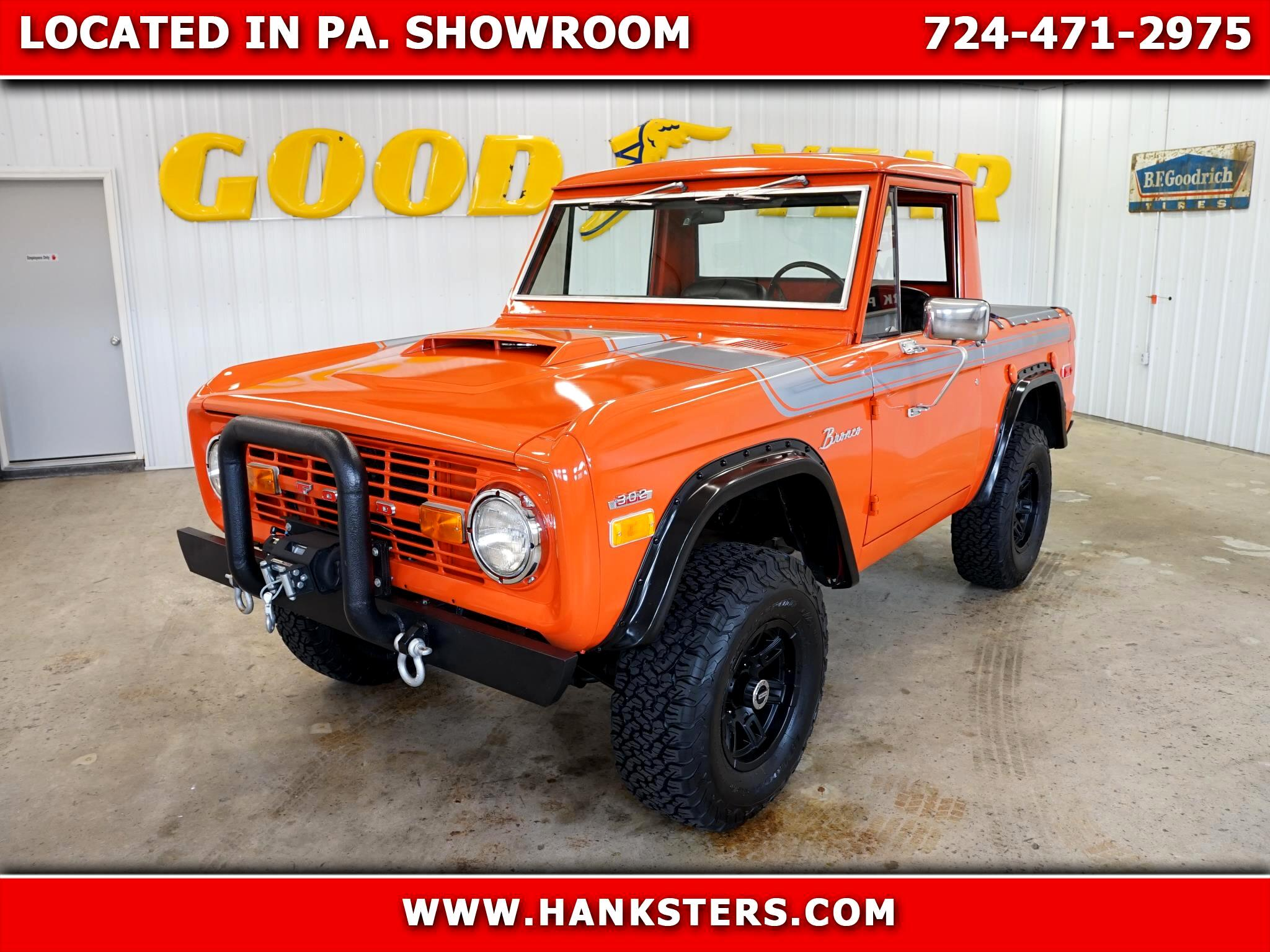 1977 Ford Bronco 4WD