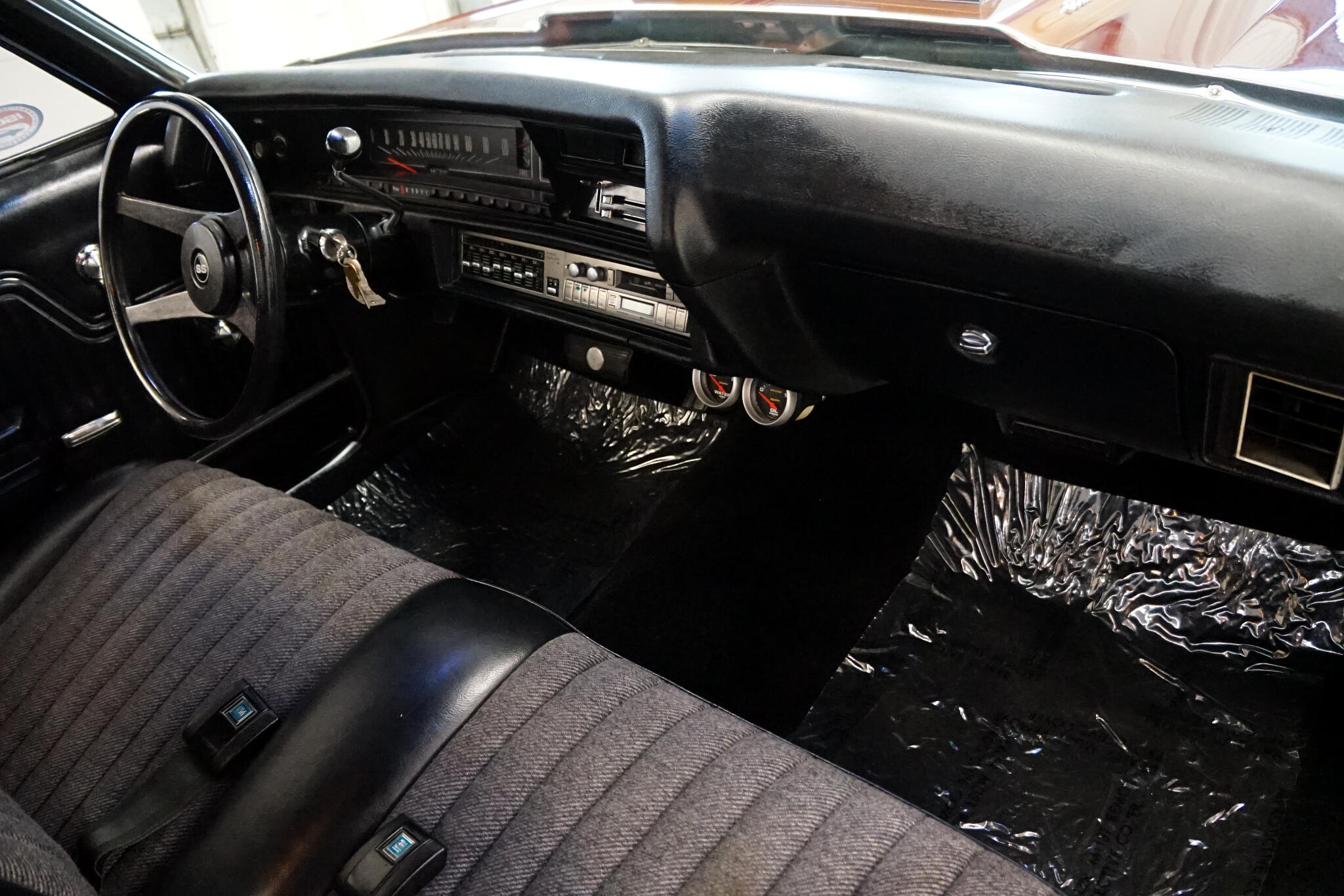 1971 Chevrolet El Camino SS Style