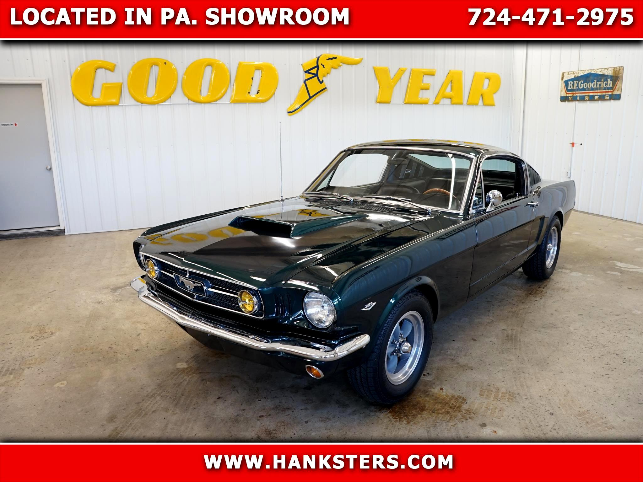 1965 Ford MUSTANG GT 2 + 2 Fastback