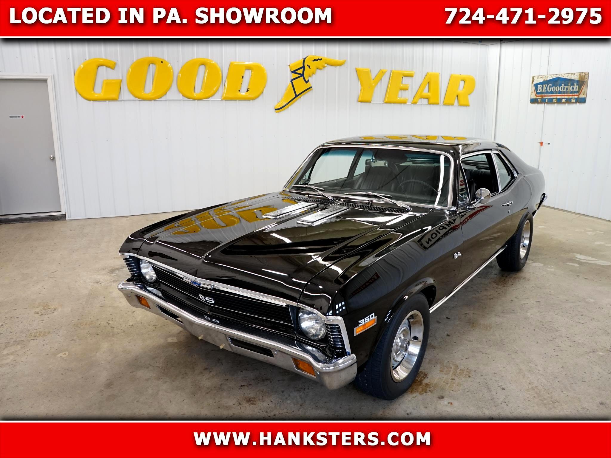 1971 Chevrolet Nova SS Style