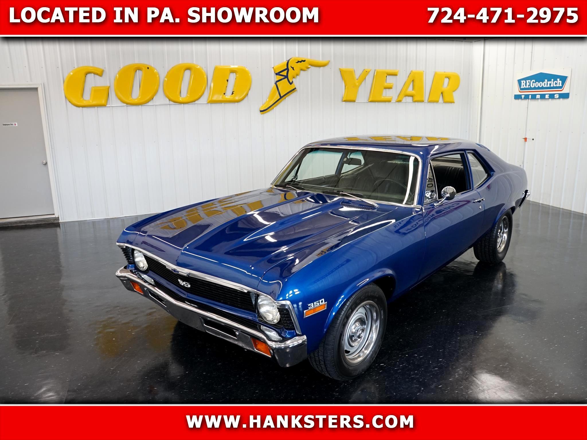 1972 Chevrolet Nova SS Style