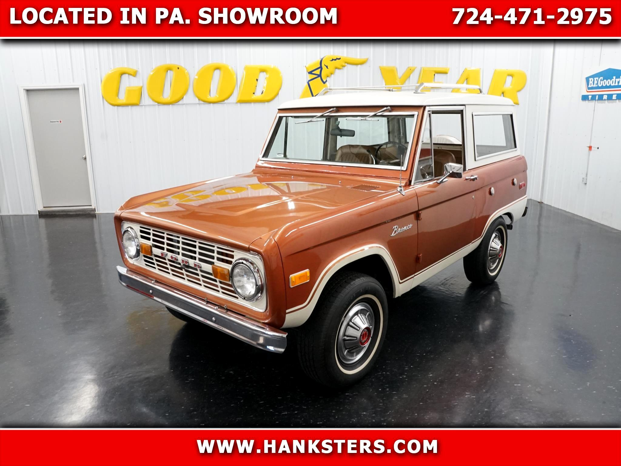 Ford Bronco 4WD  1974
