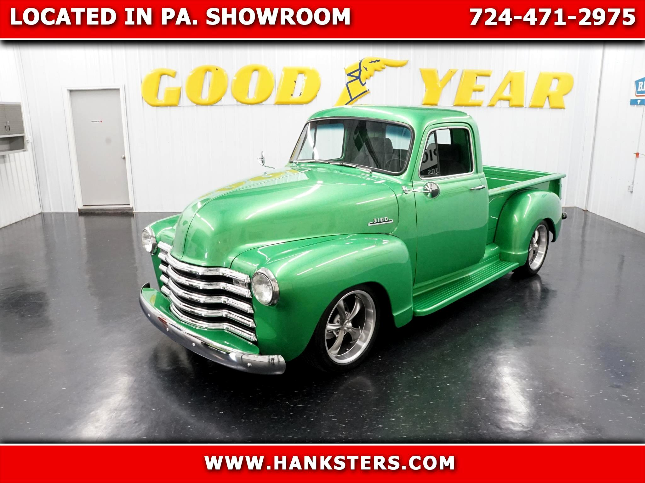 Chevrolet Trucks Pickup  1954