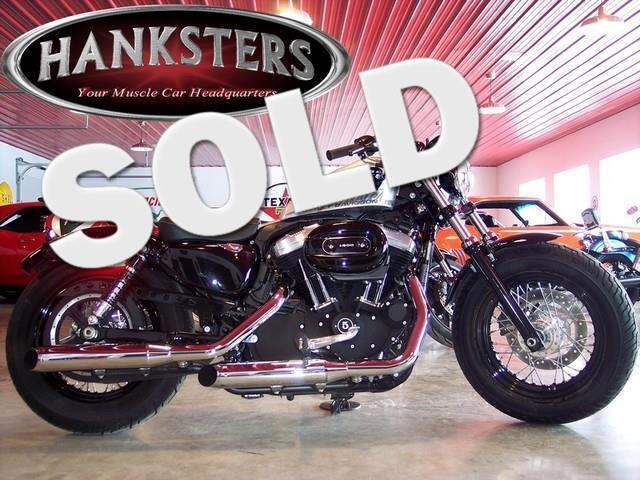 Harley-Davidson XL1200X  2010