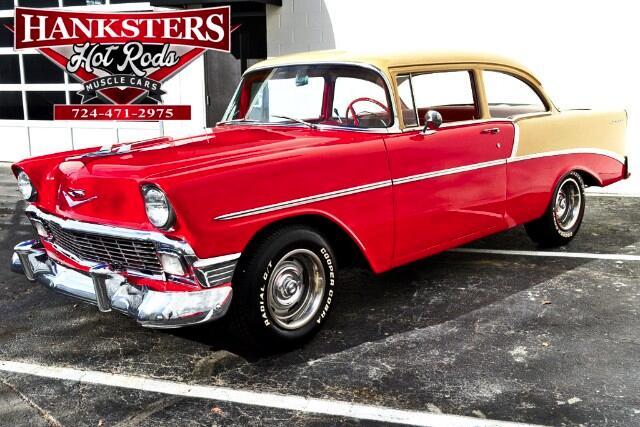 Chevrolet 2 Door  1956