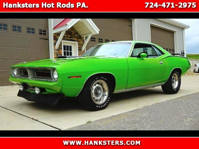 1970 Plymouth Cuda V CODE 440 SIX PACK