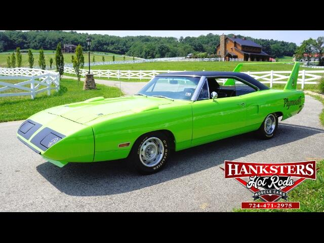 1970 Plymouth Roadrunner Superbird
